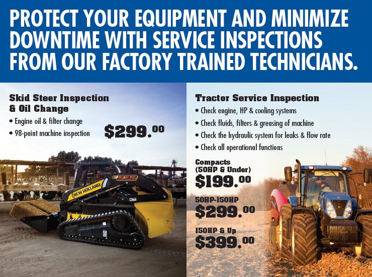 Nhservice | Swiderski Equipment Inc  | Mosinee Wisconsin